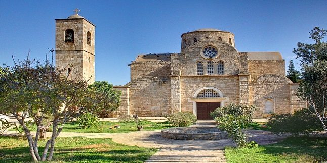 St. BARNABAS MANASTIRI