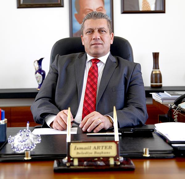 İsmail Arter - Gazimağusa Belediye Başkanı