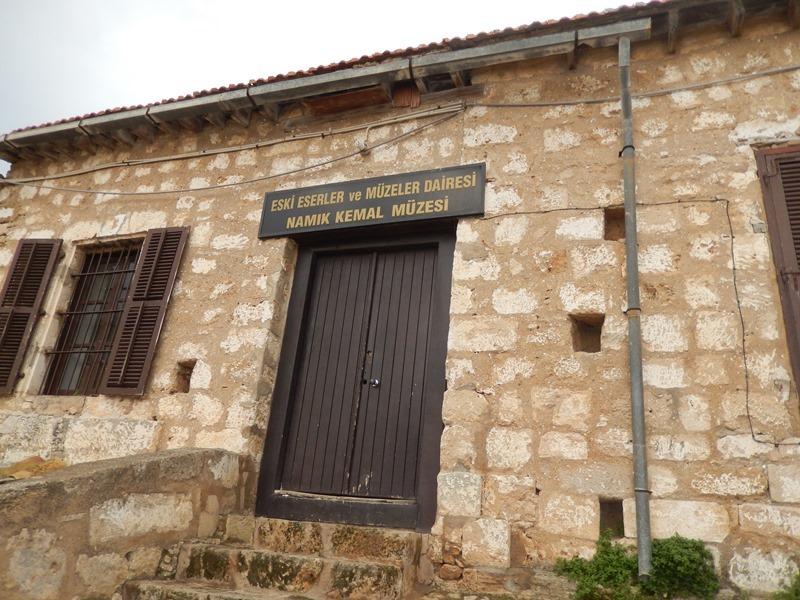 namık kemal müzesi